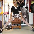 Teen Kasia schoolgirl pics shot by her BF - image