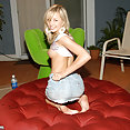 Teen Kasia gets realy drunk on webcam! - image