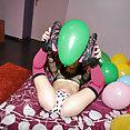 Balloon niche fun with Dawn Avril - image