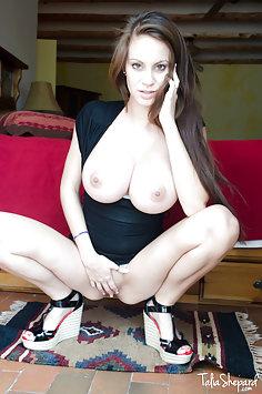 Talia Shepard creamy pussy