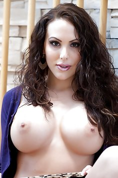 Katie banks showing massive tits