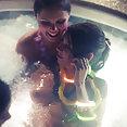 Misty Gates Hot Tub Party - image