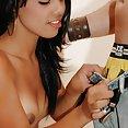 Sexy latina teen Gigi Spice sex pics - image