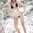 Michelle Jean cute bikini girl - image