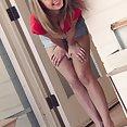 Cutie pie teen Aspen Martin nude - image