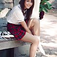 Cutest naked schoolgirl teen ever! - image