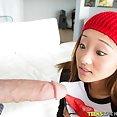 Alina Li loves huge cocks - image