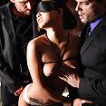 Alina Li sexy Asian pornstar orgy - image