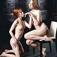 Naked lesbians Lilu and Jenny - image