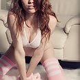 Caitlin McSwain pink for breasts - image